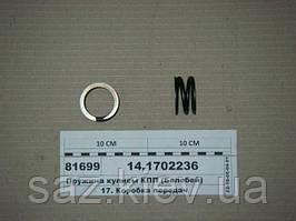 Пружина куліси КПП (Белебей), 14.1702236, КамАЗ