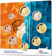 Нидерланды 2014. Официальный годовой набор монет