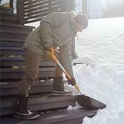 Лопати для снігу FISKARS