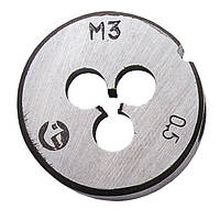✅ Плашка M 8x1,25 мм INTERTOOL SD-8221
