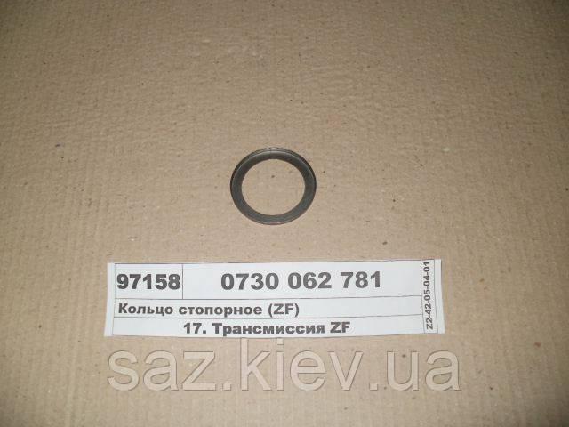 Кольцо стопорное (ZF), 730062781, КамАЗ