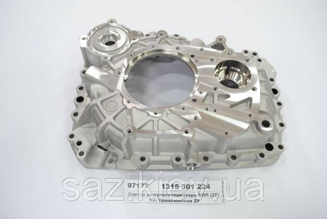 Картер демультипликатора КПП (ZF), 1315301224, КамАЗ