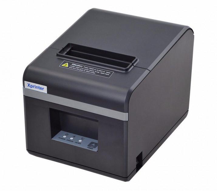 Термопринтер чековый Xprinter N160ii USB 80мм 5656