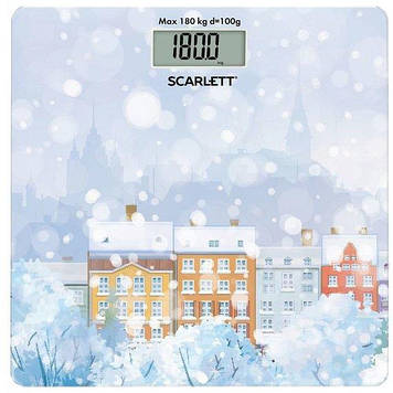 Ваги підлогові Scarlett SC-BS33E032