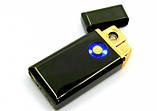 Зажигалка спиральная 2 в 1 Газ + USB Charge 5408, фото 3