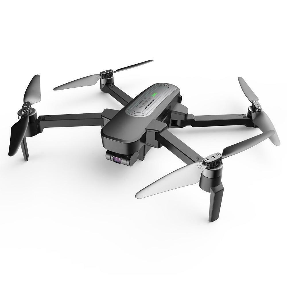 Квадрокоптер Hubsan Zino H117S з GPS і 3-х осьовий 4K Камерою Чорний