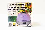 Часы проекционные Esperanza Cassiopeia EHC001, серые, фото 3