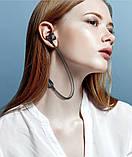 Беспроводные Bluetooth наушники Awei B980BL черные, фото 5