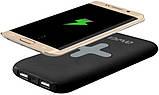 УМБ портативное зарядное устройство Power Bank Awei P98K 8000 mAh, фото 5