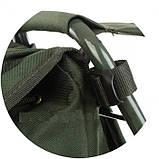 Стул-рюкзак складной FS 93112 RBagPlus RA 4401, зеленый, фото 6