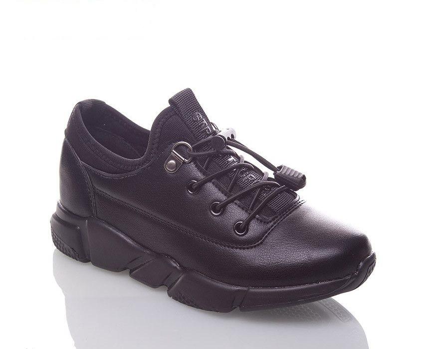 Кроссовки Jong•Golf детские чёрные для мальчика