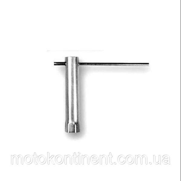 Свечной ключ на 18 мм мотоциклетный VICMA 505
