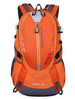 Рюкзак туристический xs2586 оранжевый, 40 л
