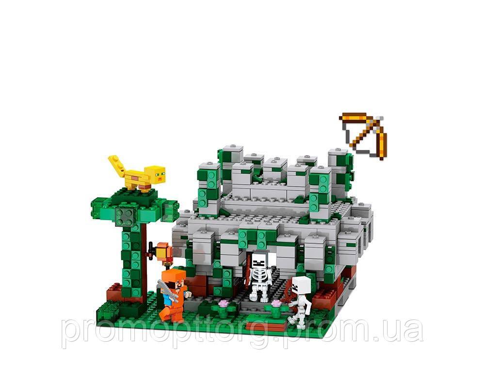 Конструктор JVToy 20004 Храм у джунглях