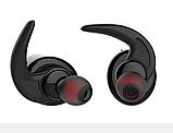 Бездротові Bluetooth-навушники Awei T1 Twins Earphones, чорні, фото 2