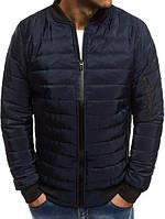 Куртка мужская синяя черная бордовая зеленая С М Л ХЛ ХХЛ