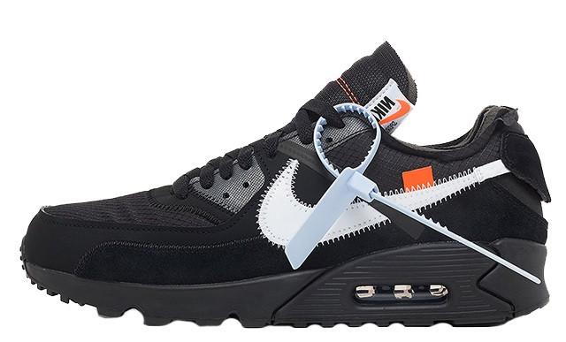 Nike Air Max 90 × Off White