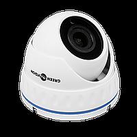 Гибридная антивандальная камера Green Vision GV-083-GHD-H-DOS20-20 1080Р