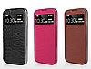 "Samsung i9500 S4 GALAXY SMART чехол книжка  НАТУРАЛЬНАЯ ТЕЛЯЧЬЯ КОЖА  для телефона  ""WEI SMART MALL "", фото 4"