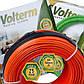Коаксиальный нагревательный кабель Volterm HR18 280, фото 2