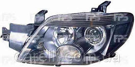 Фара передняя для Mitsubishi Outlander '05-07 правая (DEPO) механическая