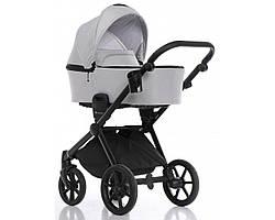 Дитяча коляска 2 в 1 Invictus V-Dream Light Grey