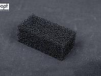 Губка чистящая Tarrago, пенополиуретан, цв. черный