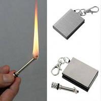 Вечная зажигалка Make Fire бензиновая