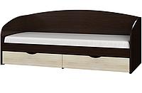 ✅ Кровать односпальная с ящиками 80х190 Комфорт Эверест