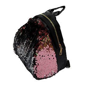 Рюкзак с двусторонними пайетками