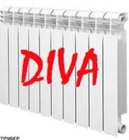 Биметаллический радиатор DIVA 85*300