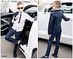 Костюм классика пиджак+брюки двойка клетка на мальчика костюмная ткань 140,146, фото 2