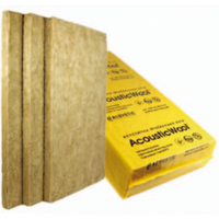 Акустическая минеральная вата Ecosound Acoustic Wool Sonet P 100 мм, 100x60 см