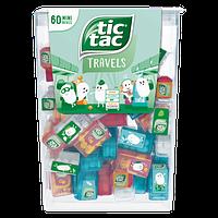 Tic Tac Travels 60 Boxes