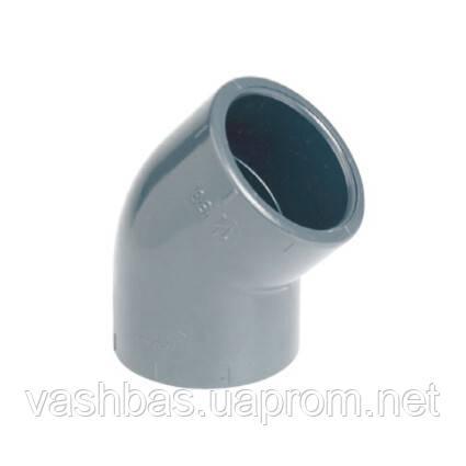 EFFAST Кут клейовий 45° EFFAST d32 мм (RDRGYD0320)