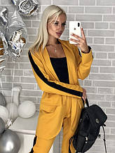 Костюм женский деловой с пиджаком 42-46рр.
