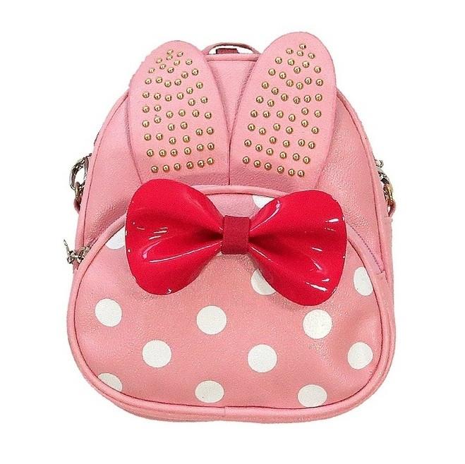 """Рюкзак-сумка """"Кролик"""" для девочки"""