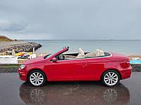 Аренда красного кабриолета Volkswagen Eos, фото 1