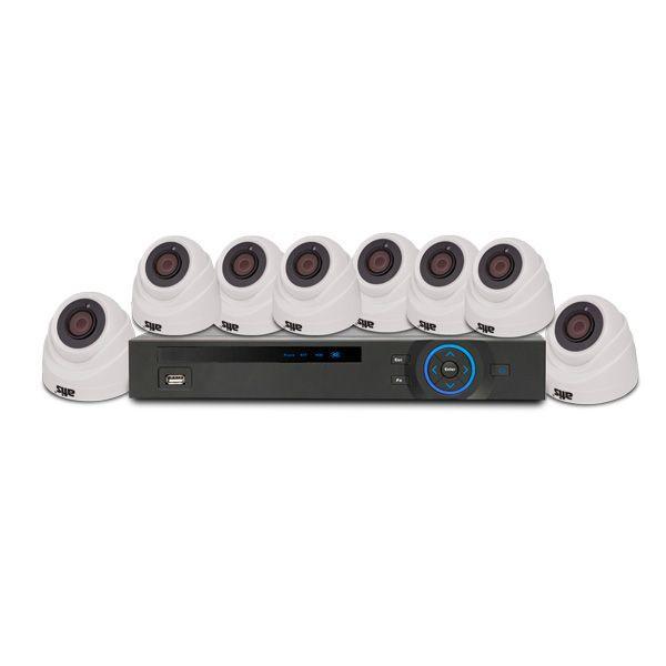 Комплект відеоспостереження, ATIS Starter Kit 8int