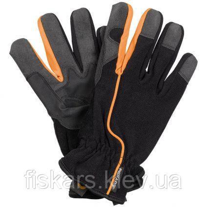Садовые перчатки рабочие Fiskars - РАЗМЕР 10 160004 (1003477)