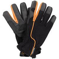 Садовые перчатки рабочие Fiskars размер 10 160004 (1003477)