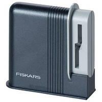Точилка для ножиць Fiskars Functional Form Чорно-сіра 1000812