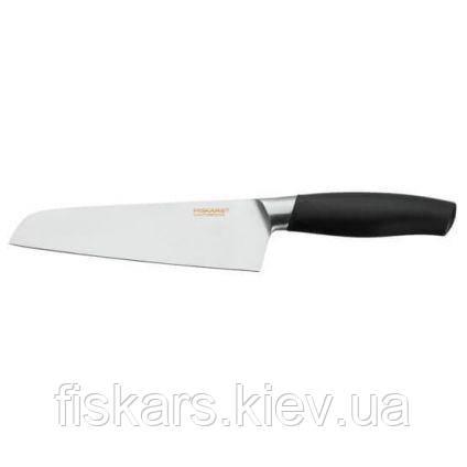 Азиатский поварской нож Fiskars Functional Form Plus 17 см 1015999
