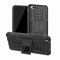Чехол Armor для Xiaomi Redmi GO бампер оригинальный черный, фото 1