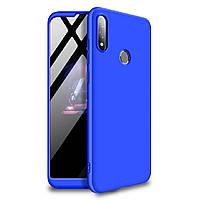 Чехол GKK 360 для Xiaomi Mi Play бампер оригинальный Blue