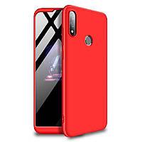 Чехол GKK 360 для Xiaomi Mi Play бампер оригинальный Red