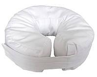 Подушка для мягкой фиксации  шейного отдела позвоночника ТМ Лежебока Шарики пенополистирола