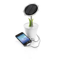 Зарядное устройство Sunflower 2500 mAh на солнечной батарее