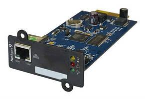 Сетевая плата Powercom SNMP NetAgent (CY504) 1-port (00250011)