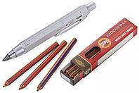 Механический карандаш Zimmermann с линейкой